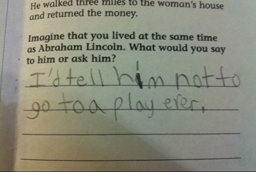 funny history test answer news guardians